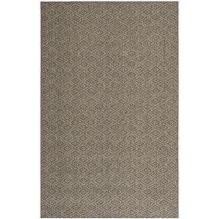 Safavieh Diamonds Natural Sisal Wool Rug (8' x 11')