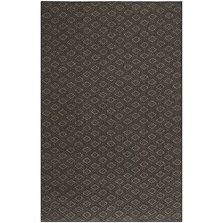 Safavieh Diamonds Brown Sisal Wool Rug (8' x 11')
