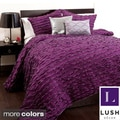 Lush Decor Modern Chic 5-piece Comforter Set