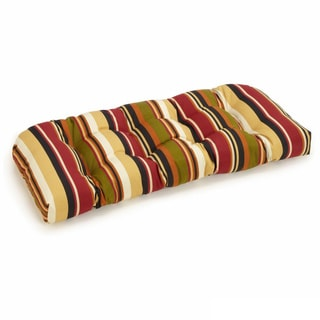 Blazing Needles Outdoor Cushion