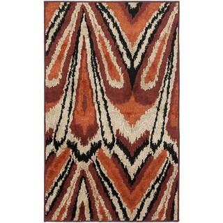 Safavieh Kashmir Orange Rug (8' x 10')
