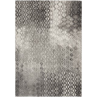 Safavieh Porcello Grey Area Rug (4' x 5' 7)
