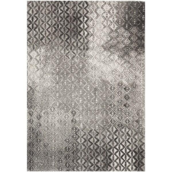 Safavieh Porcello Grey Rug (5'3 x 7'7)