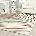 Safavieh Porcello Contemporary Ivory Rug (8' x 11'2