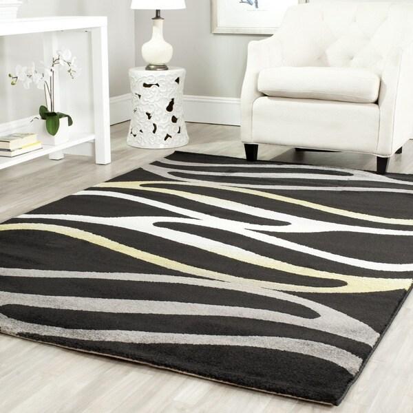Safavieh Porcello Grey Rug (4' x 5'7)