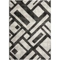 Safavieh Porcello Black Rug (8' x 11' 2)