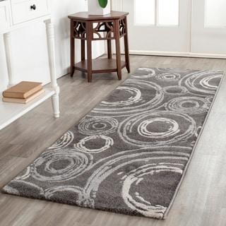 Safavieh Porcello Geometric-pattern Gray Rug (2'4 x 6'7)