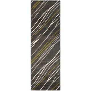 Safavieh Porcello Gray Runner Rug (2'4 x 6'7)