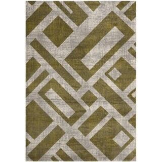 """Contemporary Safavieh Porcello Ivory Rug (8' x 11'2"""")"""