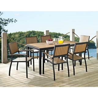 All-Weather Outdoor 7-peice Dining Set