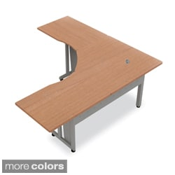 OFM L-Shaped Workstation
