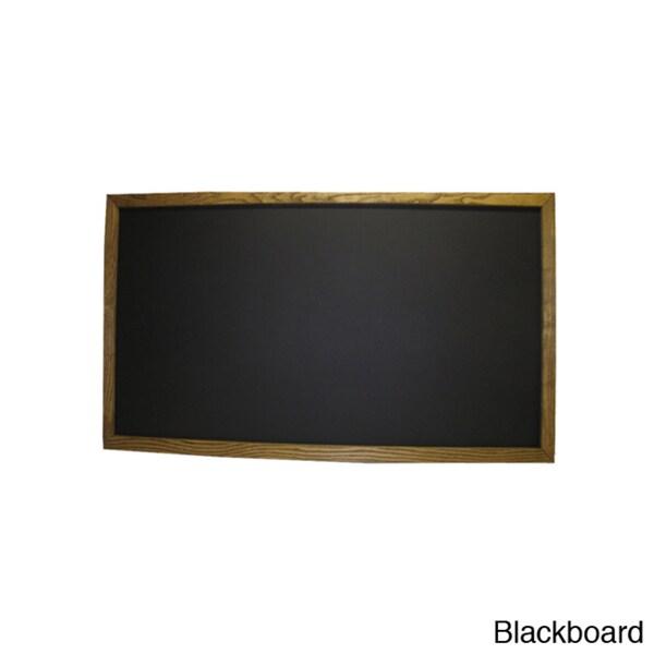 Framed Chalkboard (36x60)