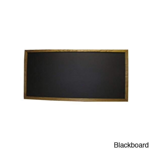 Framed Chalkboard (36 x72)