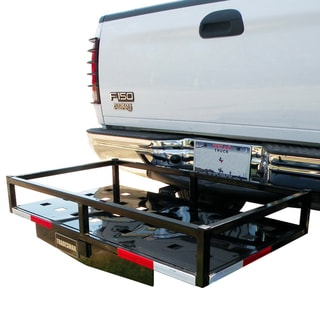 TST4824HCC 48-inch 16-gauge Black Steel Cargo Carrier