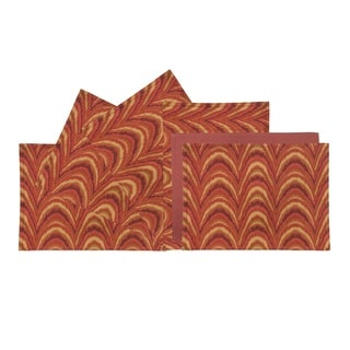 Rose Tree Flame Place Mats (Set of 6)