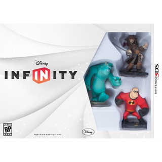 Nintendo 3DS - Disney Infinity: Toy Box Challenge Starter Pack