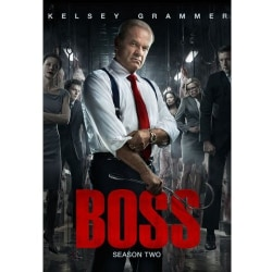 Boss Season 2 (DVD)