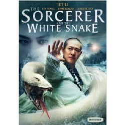 The Sorcerer and the White Snake (DVD)