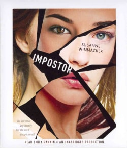 Impostor: A Variants Novel (CD-Audio)
