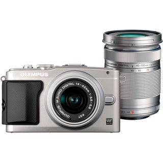 Olympus PEN E-PL5 16.1 Megapixel Mirrorless Camera (Body with Lens Ki