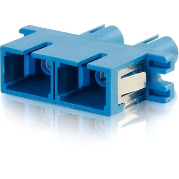 C2G SC/ST Duplex Single-mode Fiber Coupler