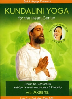 Kundalini Yoga for the Heart Center (DVD)
