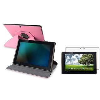 BasAcc Case/ Anti-glare Protector for Asus Eee Pad Transformer TF101