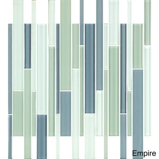 Emrytile New York 12x12.36-inch Sheet Wall Tiles (Set of 10)
