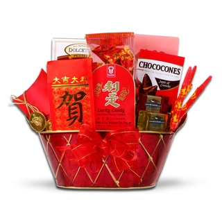 Alder Creek Happy Chinese New Year 2013 Gift Basket