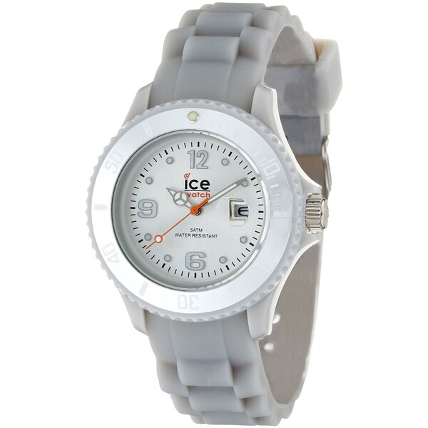 Ice-Watch Women's Sili Collection Silver Dial Watch