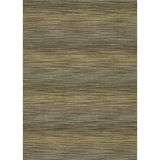 Hand-woven Carter Wool Lawn Rug (7'6 x 9'6)
