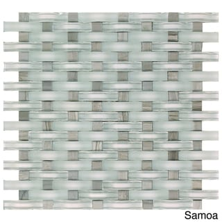 EmryTile Ocean 12x12.6 Sheet (10 Square feet per case)
