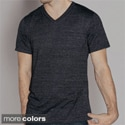 Canvas Men's Tri-Blend V-Neck Tee