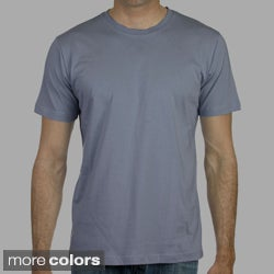 Canvas Men's Fitted Jersey Knit T-Shirt