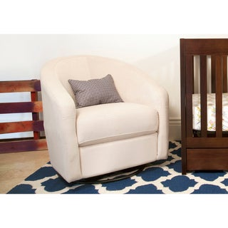 Babyletto Madison Ecru Swivel Glider
