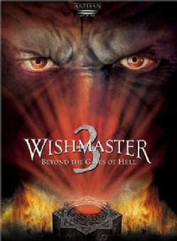 Wishmaster 3: Beyond the Gates of Hell (DVD)