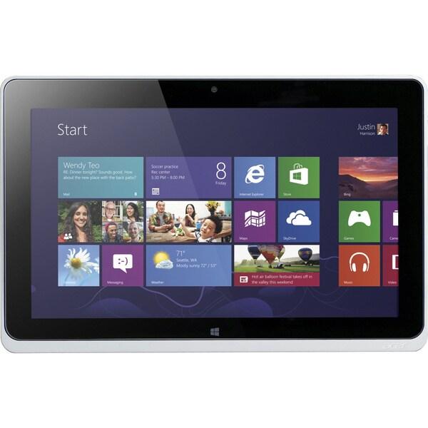 "Acer ICONIA W510-27602G03ass 32 GB Net-tablet PC - 10.1"" - Intel Atom"