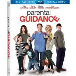 Parental Guidance (Blu-ray/DVD)