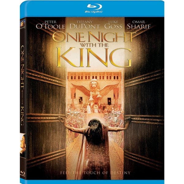 One Night With The King (Blu-ray Disc) 10556601