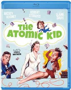 The Atomic Kid (Blu-ray Disc)