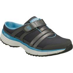 Women's Skechers Agility Kick Back Gray/Blue