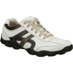Men's Skechers Opus Staven White