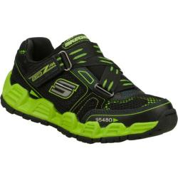 Boys' Skechers Reacon Black/Green