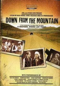 Down From The Mountain (DVD)