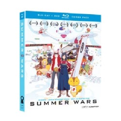 Summer Wars (Blu-ray/DVD)