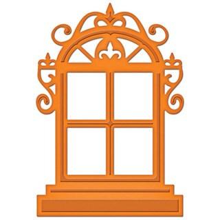 Spellbinders Die D-Lites Window 1