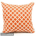 Indoor/Outdoor Bamboo Large Pillow