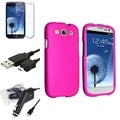 BasAcc Case/ Screen Protector/ Cable/ Charger for Samsung Galaxy S3