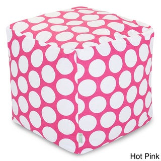 Large Polka Dot Small Cube