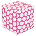 Large Polka Dot Small Cube